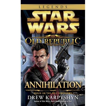 Annihilation: Star Wars Legends (The Old Republic)](Old Legends About Halloween)