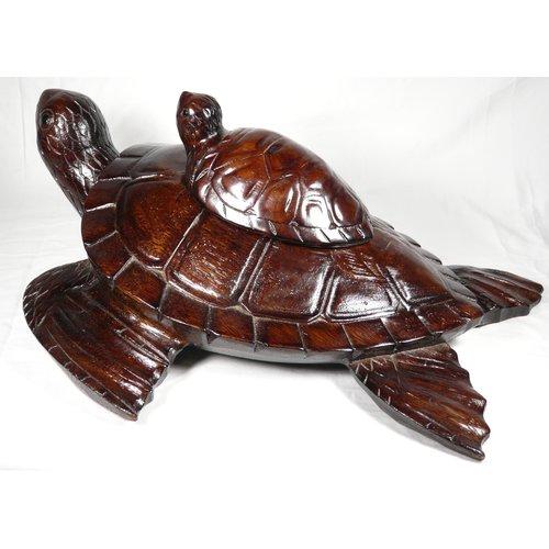 D-Art Collection Turtle Statue