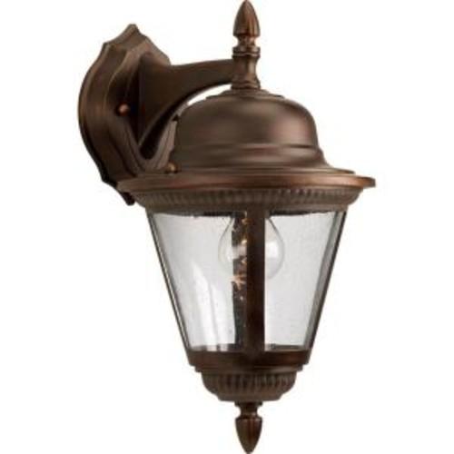 Westport Collection 1-Light Antique Bronze Wall Lantern