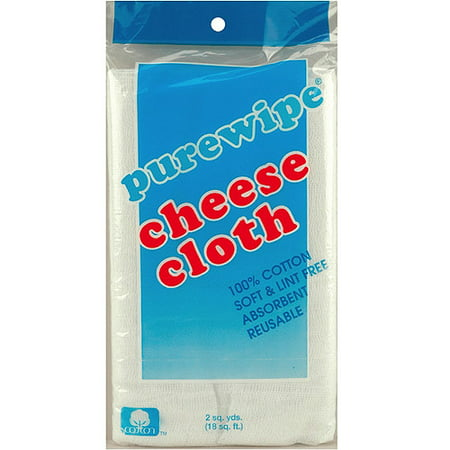 Purewipe Cheesecloth - Black Cheesecloth