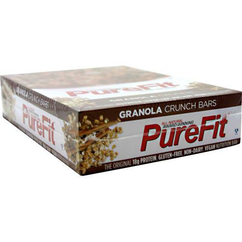PureFit Nutrition Bar - Granola Crunch - 15-2 oz Net Wt. ...