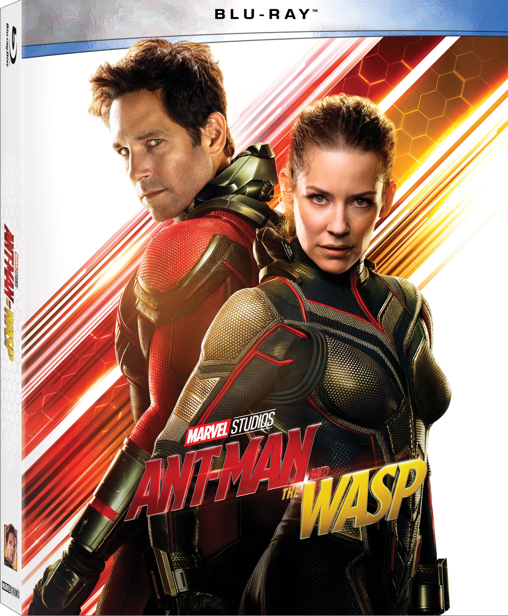 Ant-Man and the Wasp (Walmart Exclusive) (Blu-ray) by