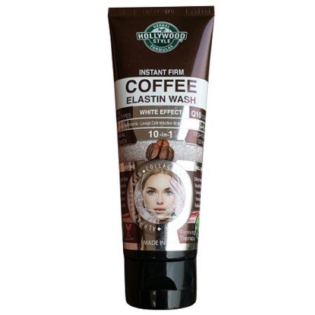 NEW! Hollywood Style Instant Firm Coffee Elastin Wash covid 19 (Firming Body Wash coronavirus)