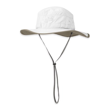 17a7947f2da5a9 Outdoor Research Womens Solar Roller Hat - White, large - image 1 of 1 ...