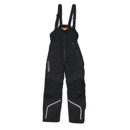 Katahdin X2-X Mens Snowmobile Bibs Black/Black - Tall