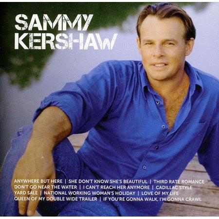Sammy Kershaw - Icon Series: Sammy Kershaw (CD) ()