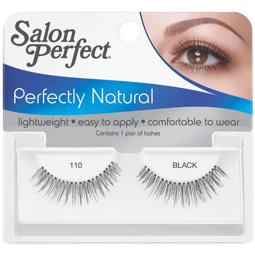 Salon Perfect Eye Lashes, 110 Black