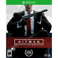 Hitman: Definitive Edition, Warner Bros, Xbox One, 883929639168