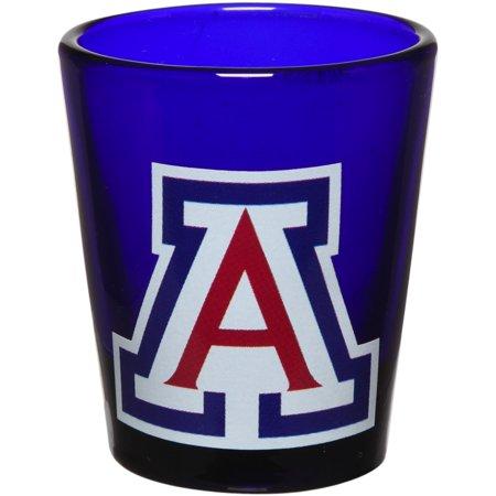 Arizona Wildcats 2oz. Colored Shot Glass - Blue - No Size