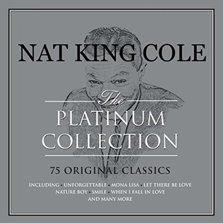 Nat King Cole - Platinum Collection [CD]