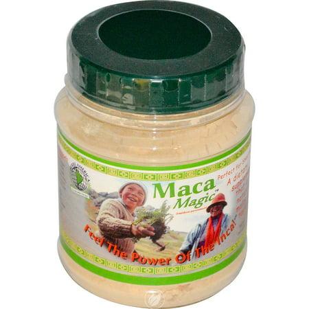 Maca Magic Maca Magic Organic Raw Powder Jar 7.1 Ounce, Pack of