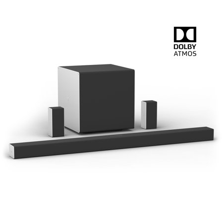 """VIZIO 46"""" 5.1.4 Home Theater Sound System with Dolby Atmos - SB46514-F6"""