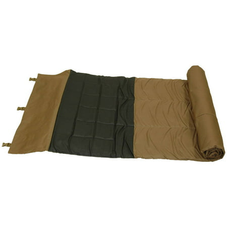 Shooting Mat - Bob Allen BAT900 Non-Slip Shooting Mat, Coyote Brown