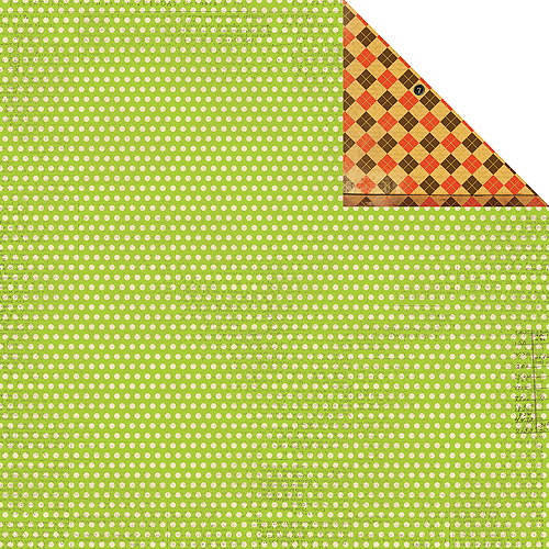"Kaisercraft In the Attic Double-Sided Paper, 12"" x 12"", 20pk"