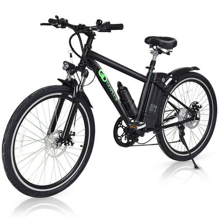 goplus 26 39 39 250w 36v electric mountain bicycle variable. Black Bedroom Furniture Sets. Home Design Ideas