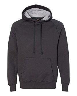 Big Men's Nano Premium Soft Lightweight Fleece Pullover Hood