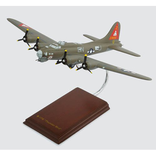 Daron Worldwide Boeing B-17G Thunderbird Model Airplane by Toys and Models Corporation