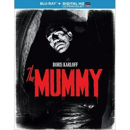 The Mummy (Blu-ray)](Halloween Mummy Cartoon)