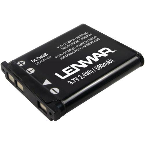 Lenmar DLO40B Olympus LI-40B Replacement Battery