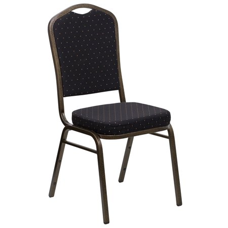 A Line Furniture Heliconia Black Upholstered Stack Dining Chairs Chair Type: Desk Chairs Dining Chairs Side ChairsChair Type: Desk Chairs, Dining Chairs, Side ChairsMaterial: Metal, MicrofiberSculpted back and seat