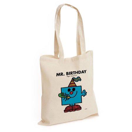 MR. BIRTHDAY LONG HANDLED TOTE BAG - image 2 of 3
