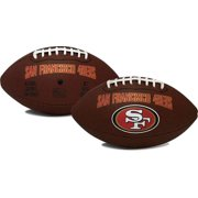 Rawlings NFL Official Size Game Time Football, San Francisco 49ers