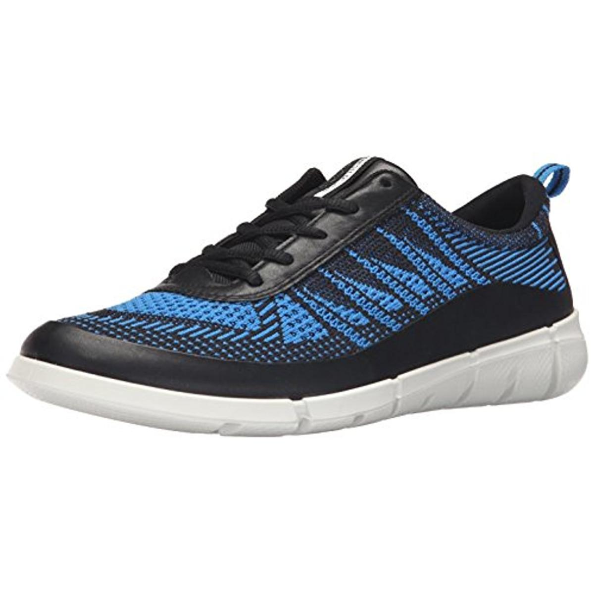 ECCO Mens Intrinsic Leather Mesh Fashion Sneakers by Ecco