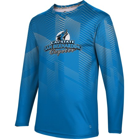 ProSphere Men's California State University San Bernardino Bold Long Sleeve Tee