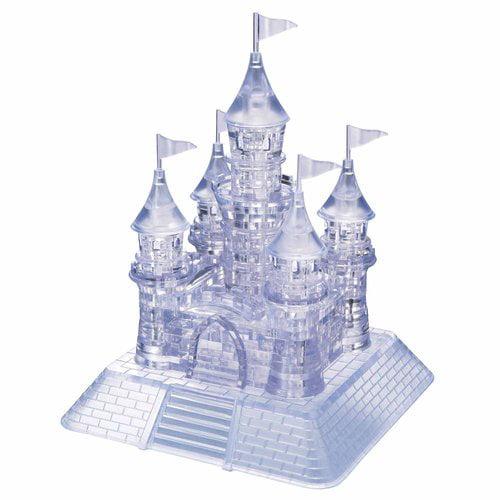 3D Crystal Puzzle, Castle