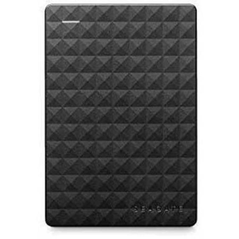 Refurbished Seagate STEA2000400 Expansion 2TB External USB 3.0 Portable Hard Drive - Black