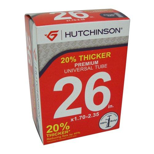 "Hutchinson 26"" Premium Universal Inner Tube"
