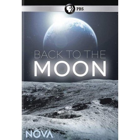 Nova: Back To The Moon (Blu-ray)