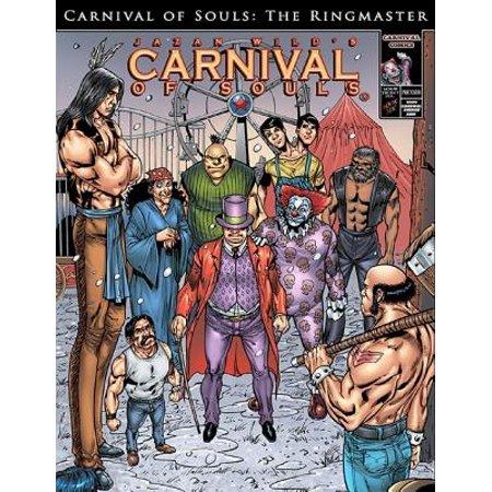 Carnival of Souls: The Ringmaster - eBook (Cheap Ringmaster Jacket)
