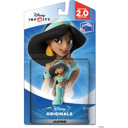 Disney Infinity: Disney Originals (2.0 Edition) Jasmine Figure (Universal) (Disney Infinity Halloween)