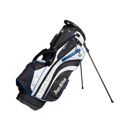 Tour Edge HL3 Golf Stand Bag Black/Silver/Royal