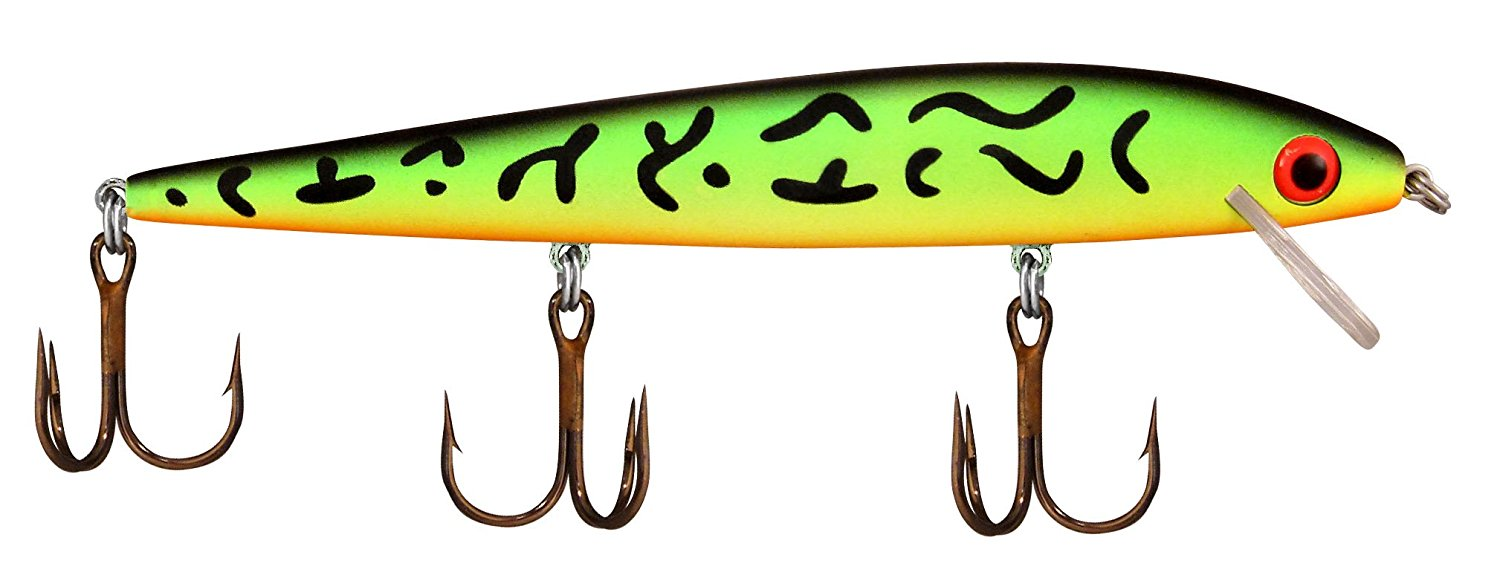 Rebel Minnow Lure, Rebel Lures A Standard of Excellence for every Fishing Occasion by