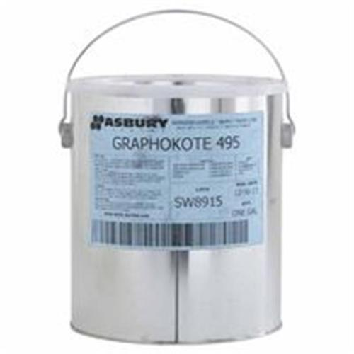 Dixon Graphite 463-GK495-1GAL  No.  495 Graphokote 1Gal Graphite inch Solvent