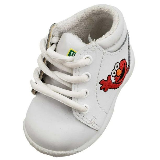 Sesame Street - Sesame Street Elmo Toddler Boys White ...