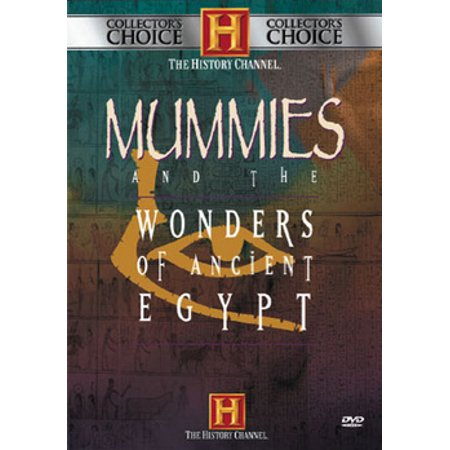 Mummies and the Wonders of Ancient Egypt (DVD) - Egypt Wonder Natural