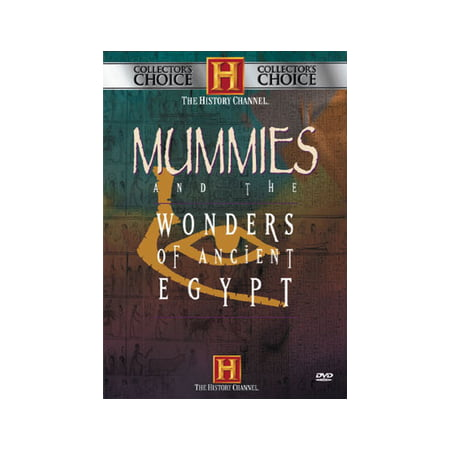 Egypt Wonder Natural - Mummies and the Wonders of Ancient Egypt (DVD)