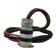 BRISKHEAT TD101X-060 Thermostat Controller,Auto On/Off,25A,0-277V,Conduit
