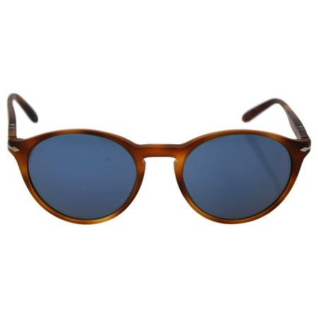 Persol PO3092SM 9006/56 - Terra Di Sierra/Blue by Persol for Unisex - 50-19-145 mm Sunglasses
