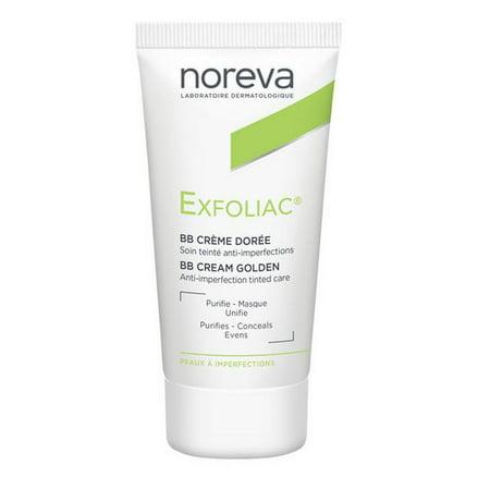 Noreva Exfoliac BB Cream 30ml - Color Golden