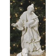 """26.5"""" Oversized African Wise Man Christmas Nativity Figure"""
