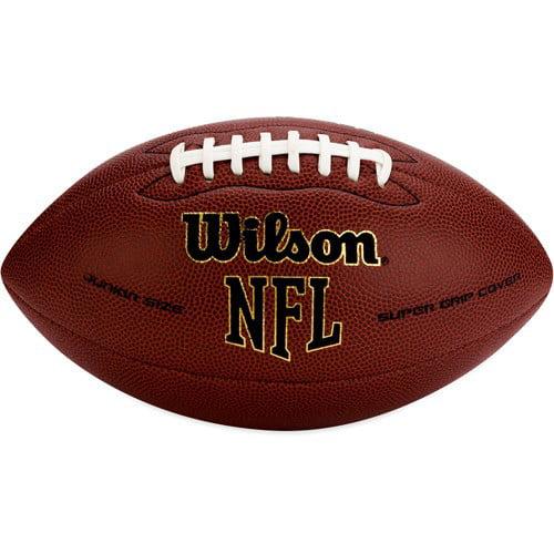 Wilson NFL Jr. Super Grip Football by Wilson
