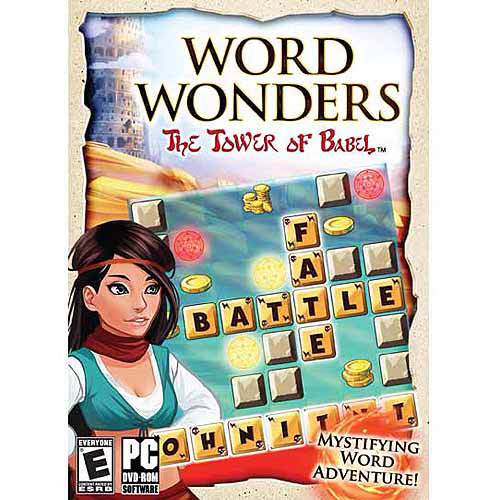 ValuSoft Cosmi Word Wonders: The Tower Of Babel (Windows) (Digital Code)