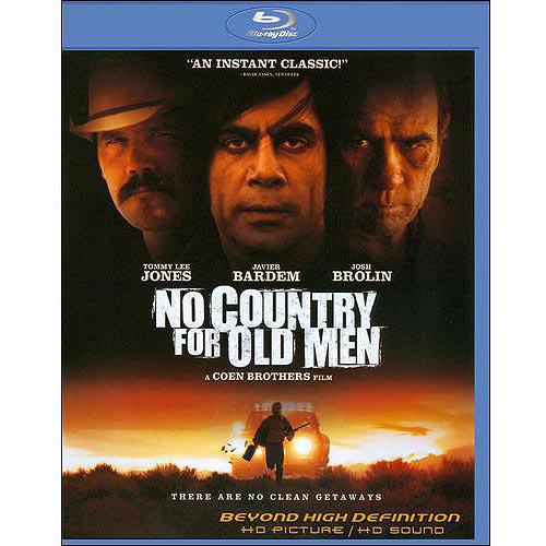 No Country For Old Men (Blu-ray) (With INSTAWATCH)