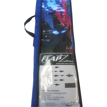 Fish Razr Spreader Bar Kit. 36