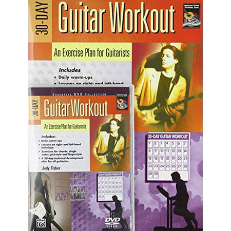 Image of 30 Day Guitar Workout