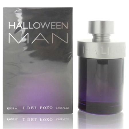Halloween Perfume For Men (J Del Pozo MHALLOWEENMAN4.2EDT 4.2 oz Mens Halloween Man Eau De Toilette)